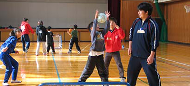Jr.スポーツあそび教室